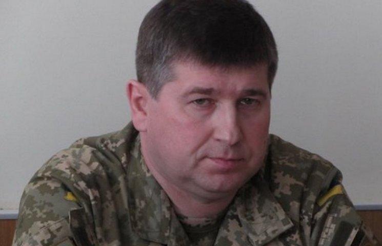 Військком Вінниччини отримав орден від Президента