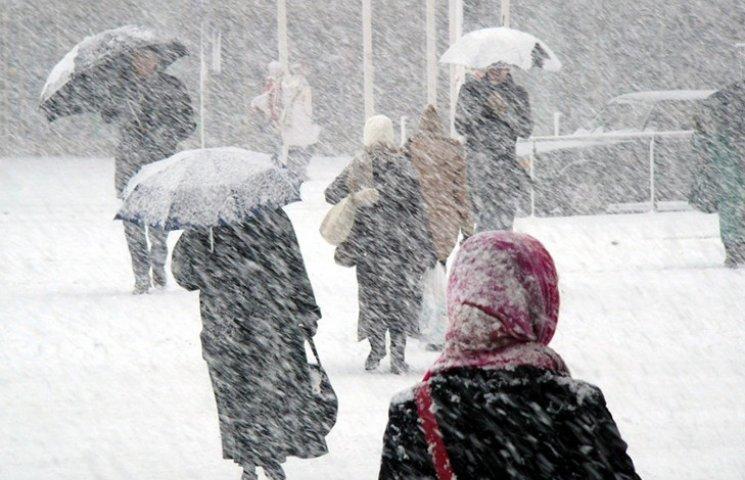 Свято наближається: На Сумщині різко гіршає погода (ПРОГНОЗ)