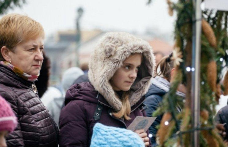 Сотні ужгородських дітей взяли участь у благодійній акції