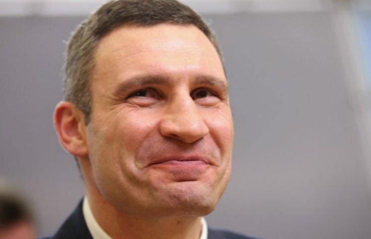Лише за рік Кличко роздав киянам 87 обіцянок