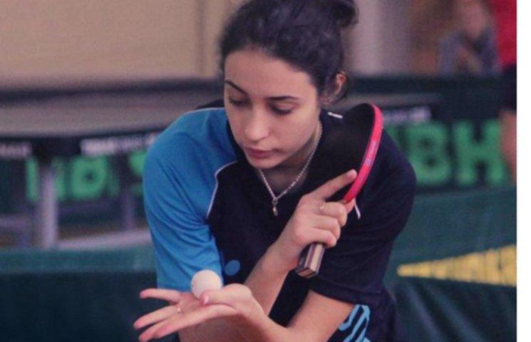 Сумські спортсмени стали призерами Кубку України з настільного тенісу