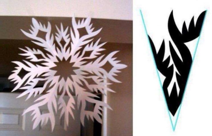 Як у безсніжну зиму зробити сніг власними руками