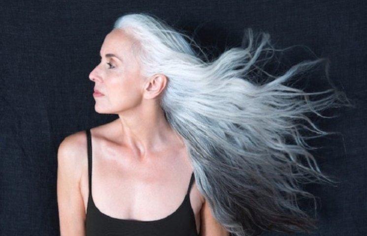 Як 59-річна жінка зробила революцію в модельній індустрії