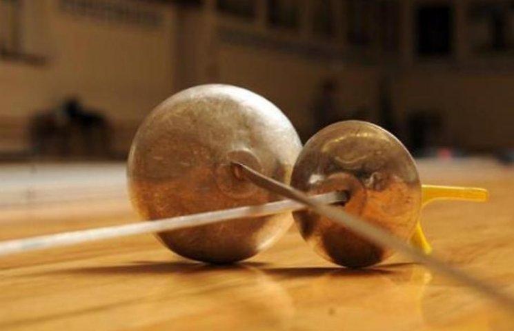 В Ужгороді відбулись новорічні міжнародні змагання з фехтування