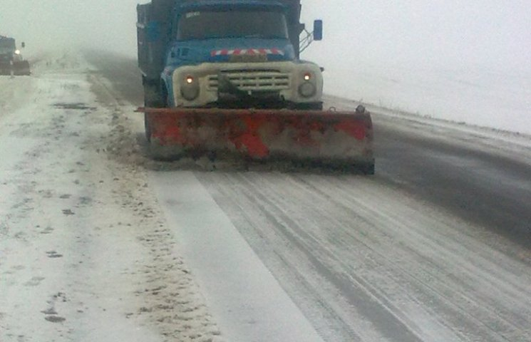 На Сумщині всі дороги посипано вчасно