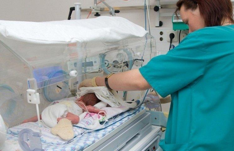 Вінницька лікарня отримала обладнання для порятунку новонароджених
