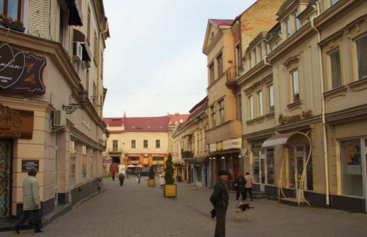 В Ужгороді планують змінити назви 24 вулиць