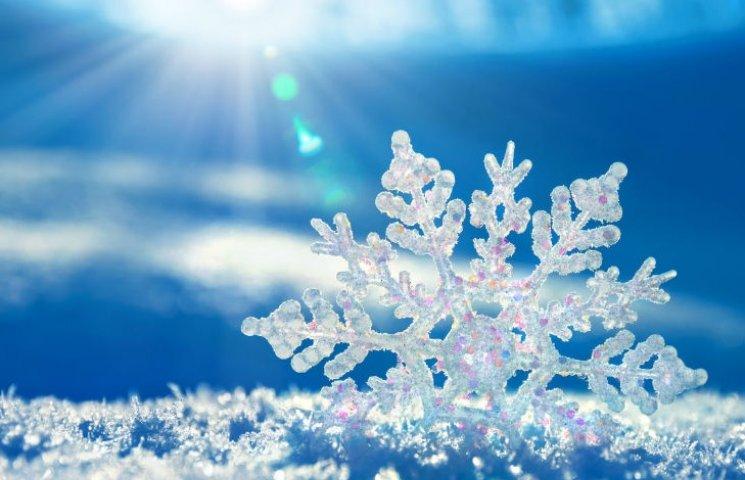 До Києва нарешті прийшла метеорологічна зима
