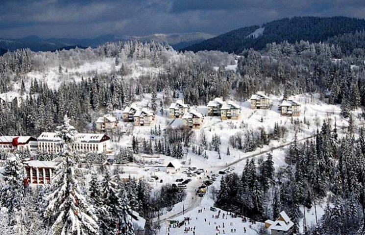 Зимове Закарпаття - рекордсмен за кількістю туристичних послуг