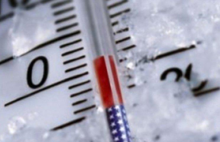 На Закарпатті оголосили штормове попередження через різке похолодання