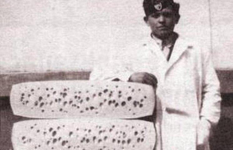 Як на Закарпатті у першій половині ХХ ст. швейцарський сир виготовляли