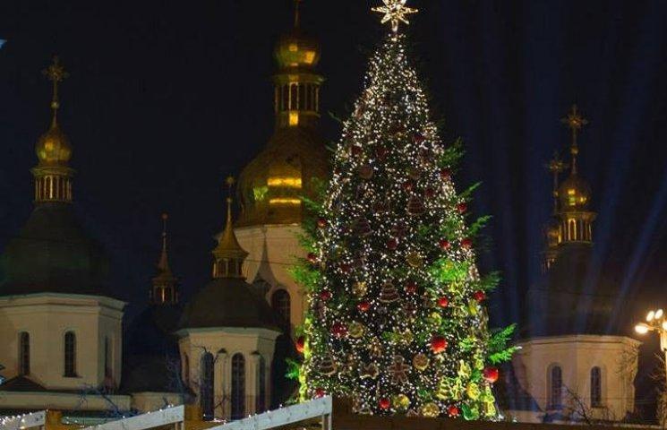 У Новорічну ніч наземний транспорт у Києві ходитиме до 4-ї ранку