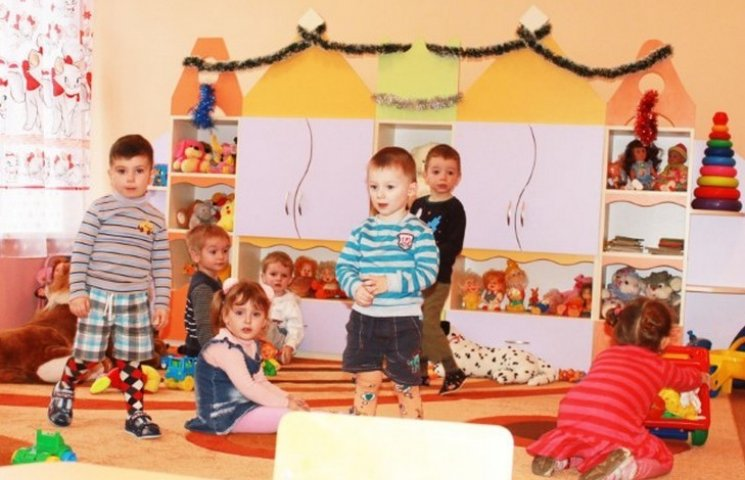 У Вінниці відкрили три додаткових групи в дитячих садочках