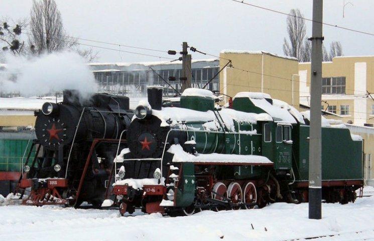 Потягу Діда Мороза в Києві додали рейсів