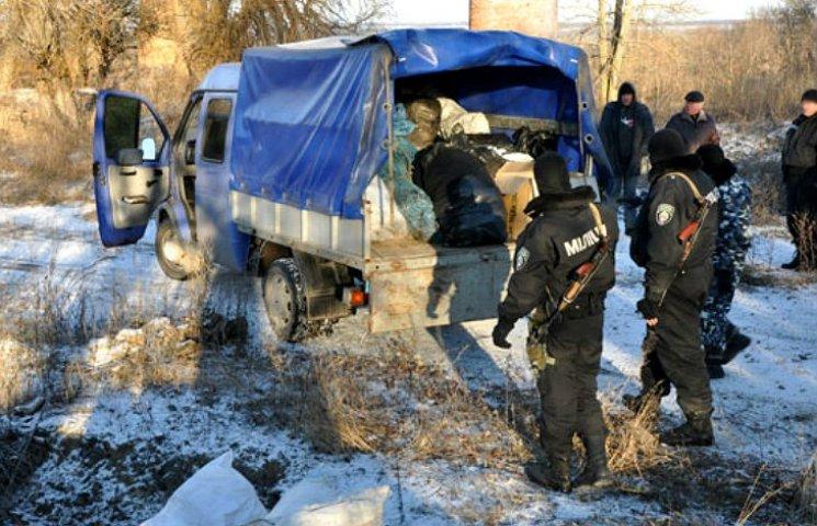 В Полтаве правоохранители сожгли наркотиков на три миллиона гривен