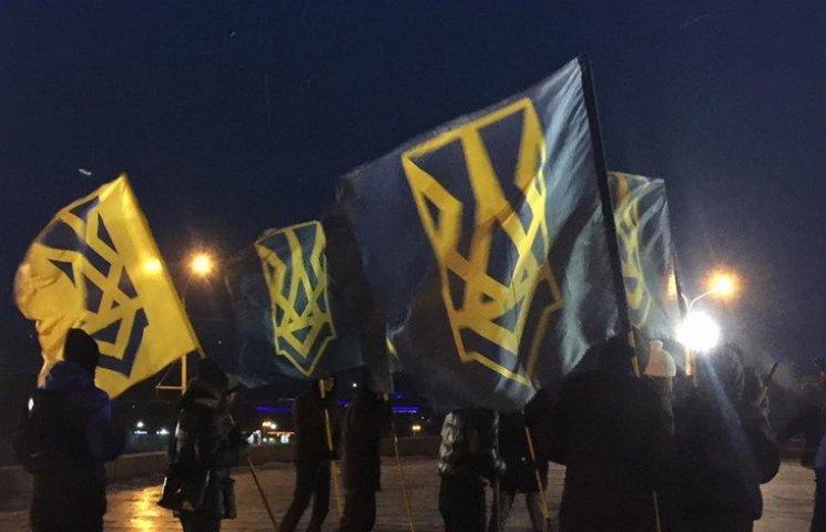 У Дніпрі масштабний Марш Гідності рухається до управління обласної поліції
