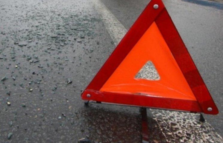 В Кременчуге Hyundai на пешеходном переходе сбил женщину