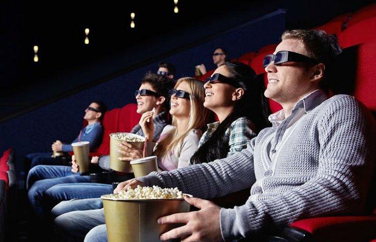 Какие фильмы смотрят молодые полтавчане