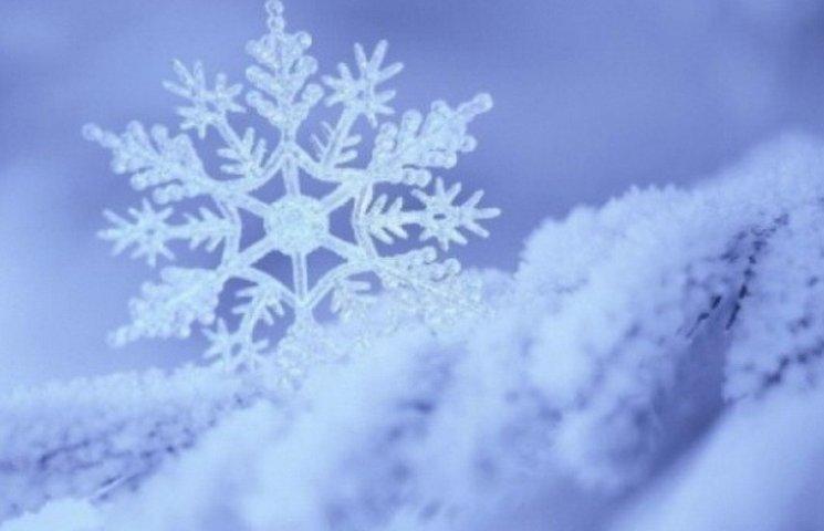 У Дніпрі вихідними очікують сніг та мороз