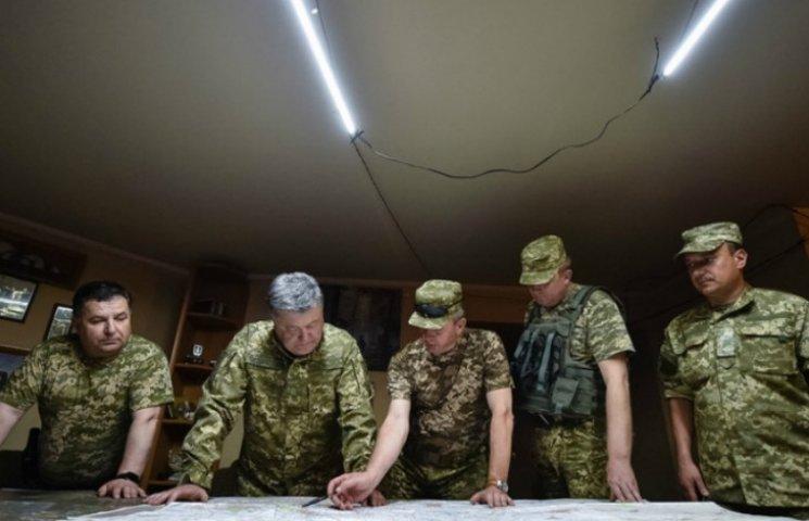 Де українська армія пішла вперед на Донб…