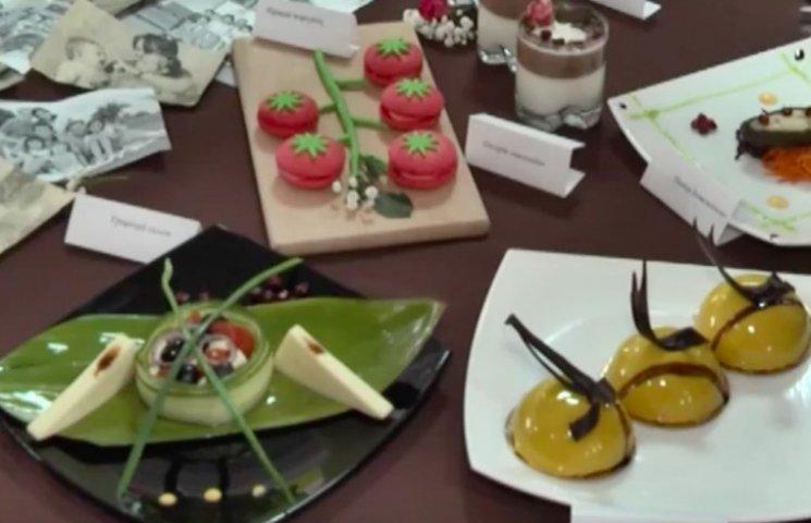 Крокембуш та дзеркальні десерти: Як у Полтаві похизувалися смачними шедеврами
