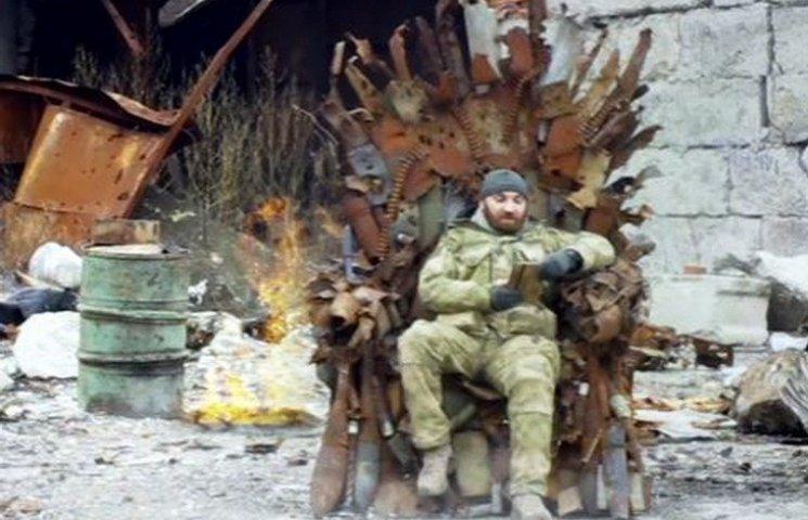 """Бійці АТО започаткували флешмоб """"татусева казочка українською"""""""