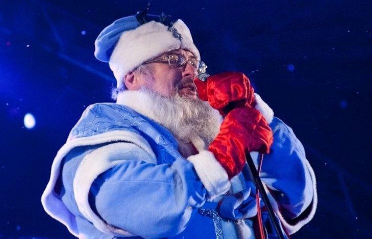 Вінницький Дід Мороз поїде до сиріт в сіру зону АТО