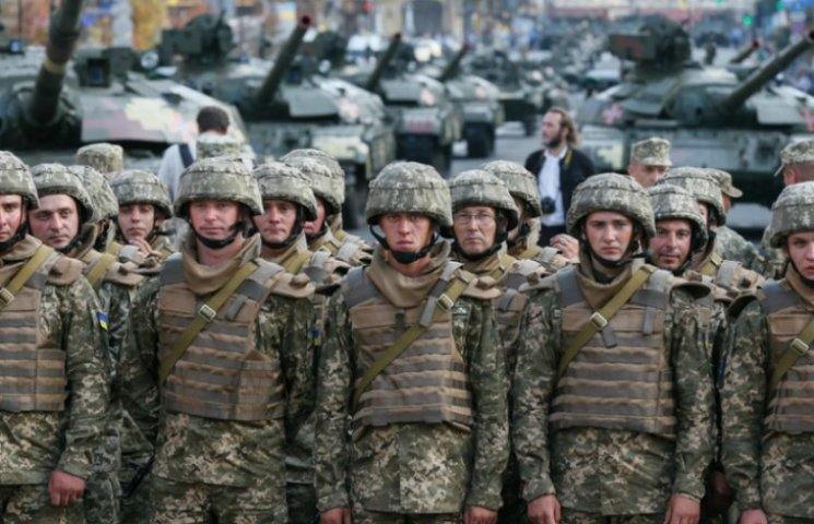 Как изменились Вооруженные силы Украины за 25 лет