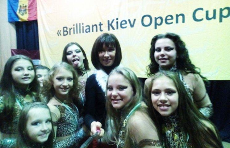 """Лубенські танцюристки на міжнародному фестивалі здобули """"золоту"""" перемогу"""