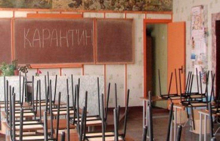 У Новомосковську подовжили карантин у школах