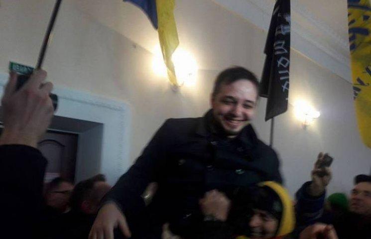 Вінницького активіста Хорта відпустили на свободу