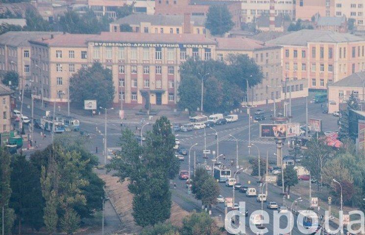 У Вінниці планують реконструкцію площі Героїв Чорнобиля