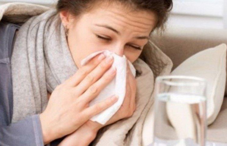 В Днипре пик заболеваемости гриппом придется к новогодним праздникам