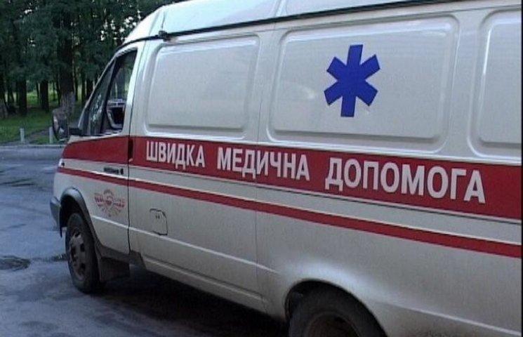 ДТП у Жмеринці і Вінниці поклали на лікарняні ліжка трьох людей