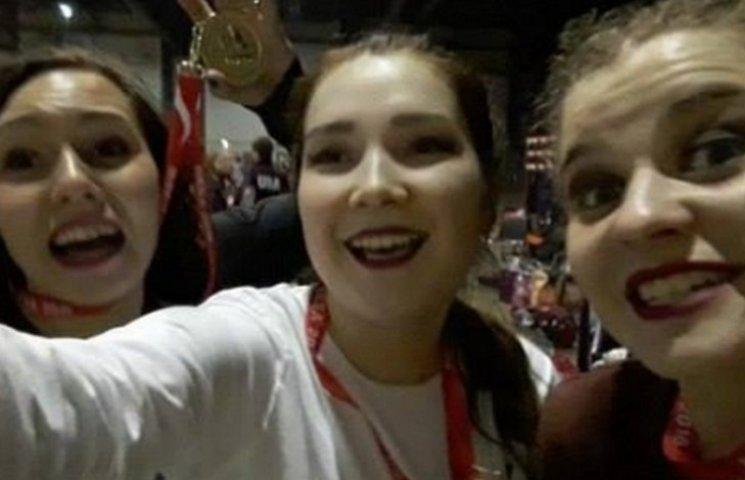Три вінницькі степістки стали чемпіонками світу