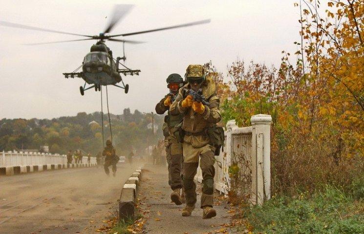На військовому телебаченні зняли фільм про героїчну 25 бригаду