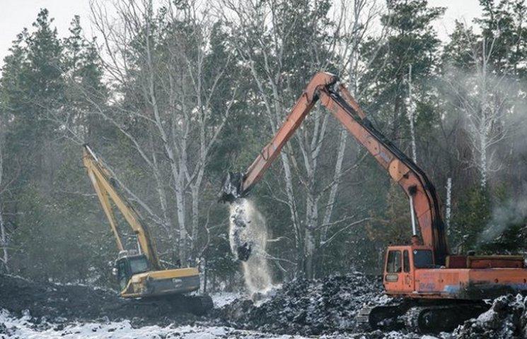 На Дніпропетровщині відновили течію річки