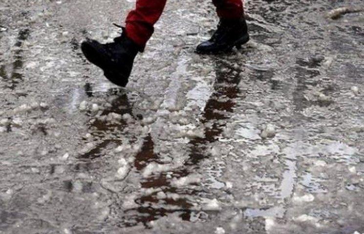 У Дніпрі очікують дощі та морози