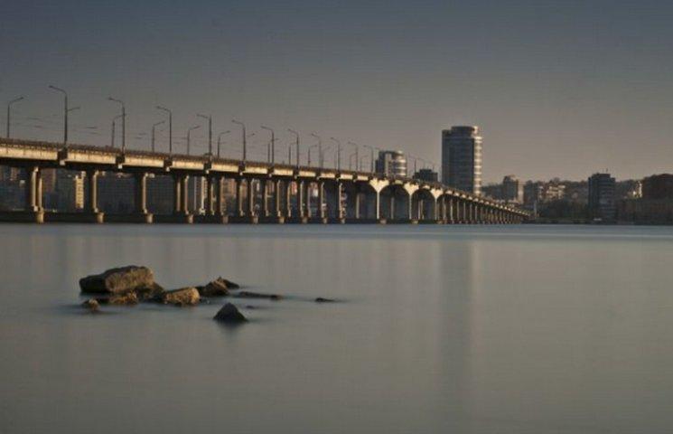 У міськраді повідомили дату повного перекриття Нового мосту у Дніпрі