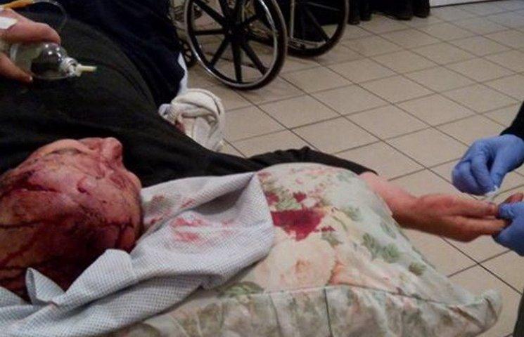 В Кривом Роге правозащитника избили арматурой по голове