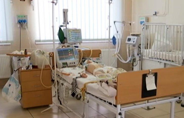 На Полтавщине умер четырехлетний мальчик, избитый отчимом