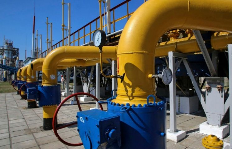 На Полтавщине из-за аварии на газопроводе пять сел остались без газоснабжения
