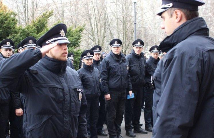 Как патрульные отметили первую годовщину работы в Николаеве