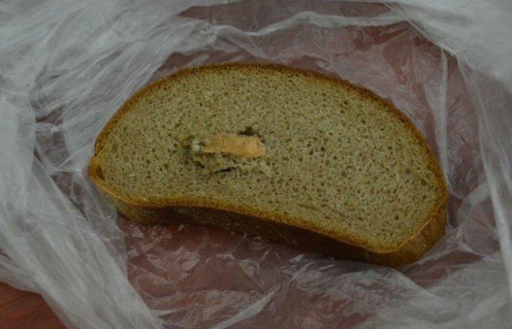 У Полтаві жінка купила хлібину з недопалком