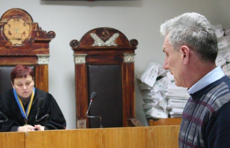 У Запоріжжі нарешті почали судити суддю майданівців
