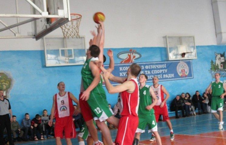 """На вінницьких любителів баскетболу чекає """"Winter Basket Battle"""""""
