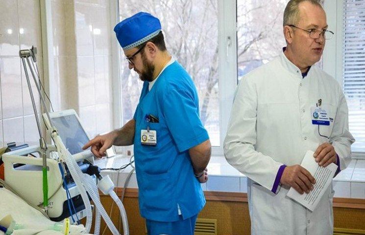 В реанимацию больницы Мечникова приобрели интеллектуальное оборудование