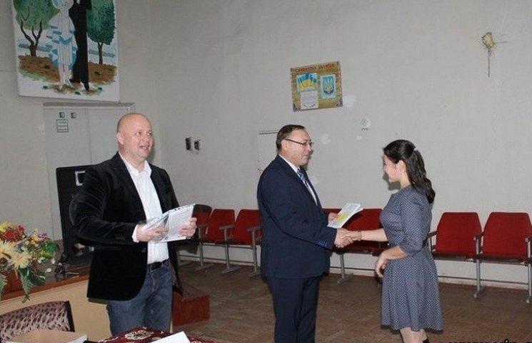 В винницком поселке впервые в Украине застраховали всех детей