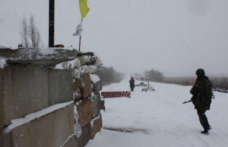 """Дніпровські нацгвардійці затримали """"днрівця"""" на блокпосту під Маріуполем"""