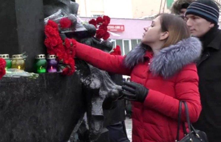 У Полтаві вшанували ліквідаторів наслідків аварії на Чорнобильській АЕС